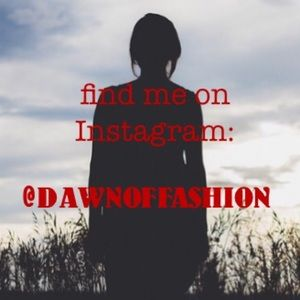 @DAWNOFFASHION